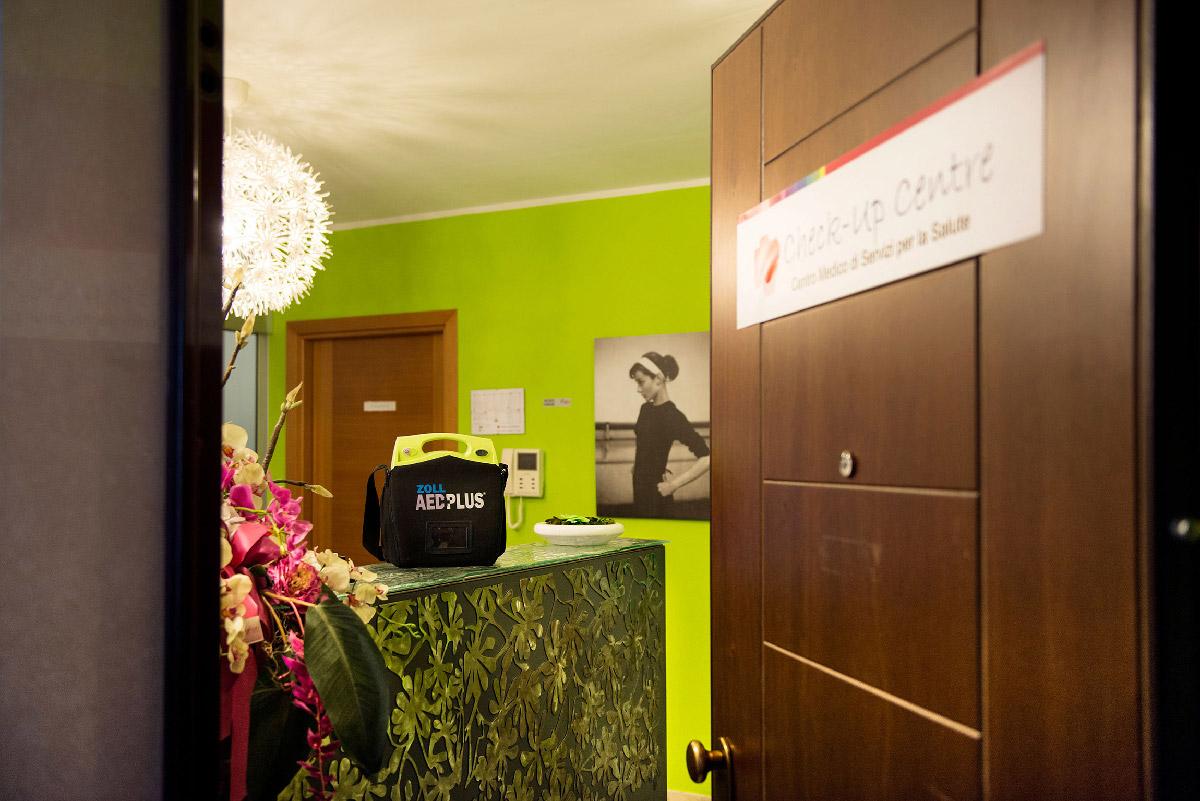 Servizio Fotografico Check Up Centre
